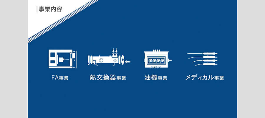 山科精器株式会社 会社案内動画グラフィックワーク サムネイル